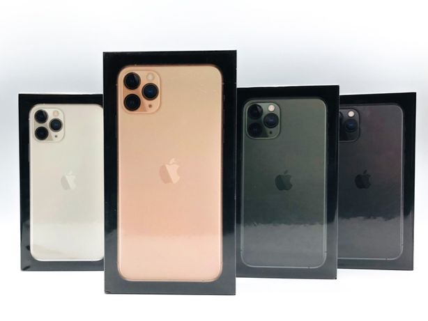 iPhone 11 Pro 64gb Szary Złoty Srebrny Zielony 3750 Żelazna 89