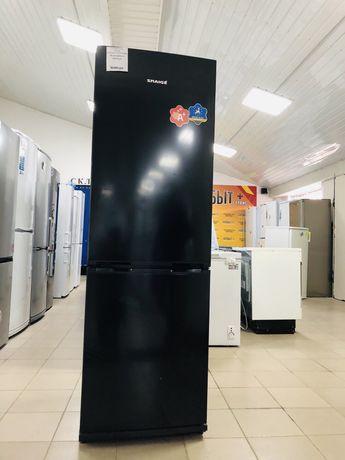 Холодильник Snaige RF34SM чёрный новый