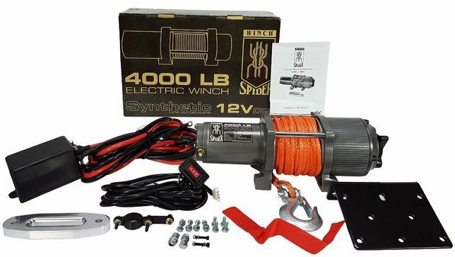 Wyciągarka elektrycznaRQ400012v