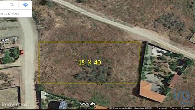Terreno - 600 m²
