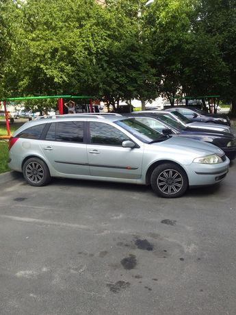 Продам Renault лагуна