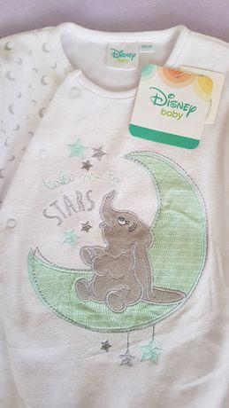 Nowy pajac polar r80 Smyk Disney Baby