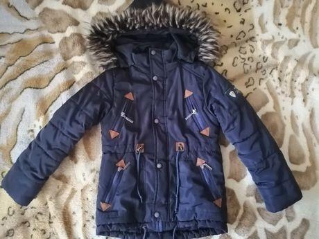 Куртка осень/ зима на мальчика
