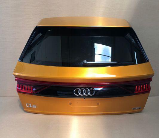 Разборка Audi Q5 Q7 4M б/у запчасти на Ауди Q8 S-line, SQ7