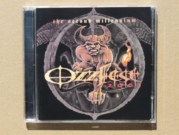 cd Ozzfest 2001 - The Second Millennium 2001 Black Sabbath Ozzy
