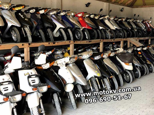 Скутера Мопеди з Японії Honda Dio/Lead/Tact Без пробігу по Україні