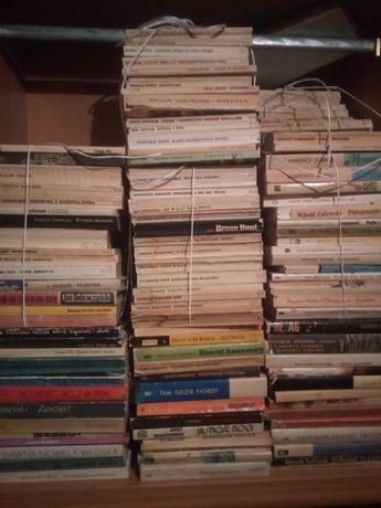 Książki z piwnicy