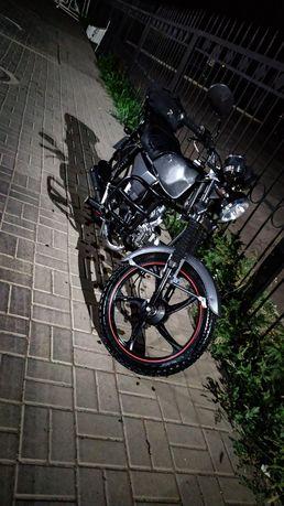 Мотоцикл Spark_110C-2WQ