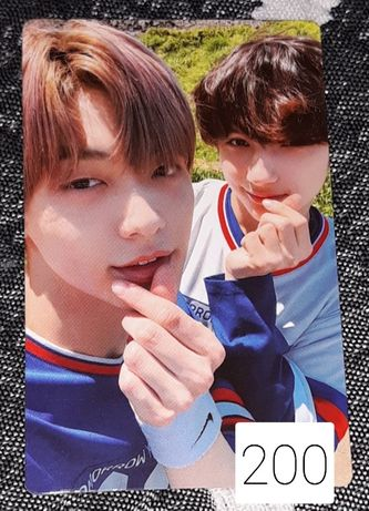 txt photocard karta kpop album karty ORYGINALNE