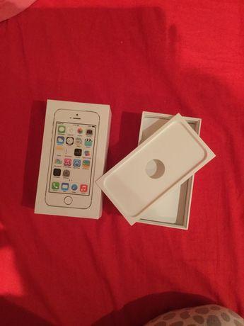 Caixa iPhone 5S Silver