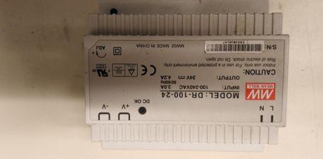 zasilacz na szynę DR100-24V