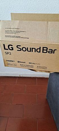 Vendo Sound Bar LG