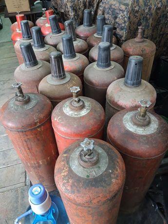 Продам газовый баллон 4шт.