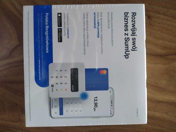 Terminal płatniczy EMV z wbudowanym akumulatorem