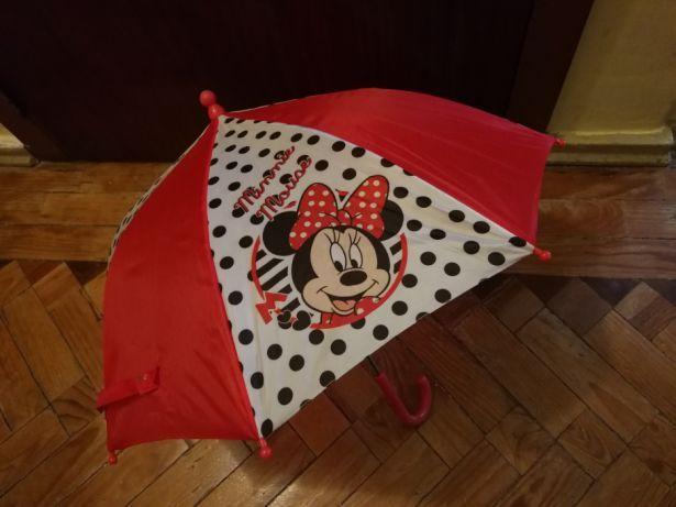 Chapéu de chuva de criança Minnie como Novo