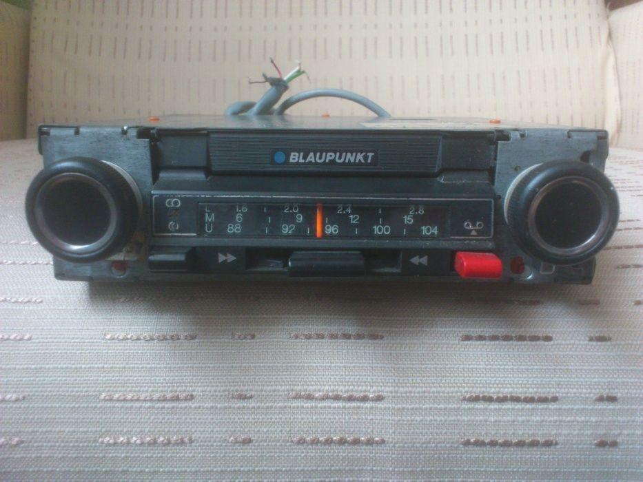 Unikatowy radioodtwarzacz Blaupunkt Bamberg CR Stereo Opole - image 1