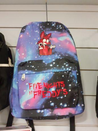 Mochila FNAF (FIVE NIGHTS AT FREDDY'S) - Escolar