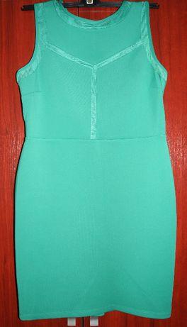 Sukienka zielona GORGE 42