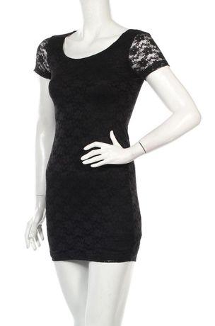 Sukienka H&M czarna rozmiar S 36