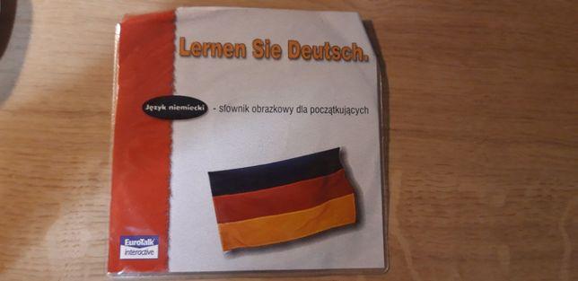 Obrazkowy słownik niemieckiego dvd