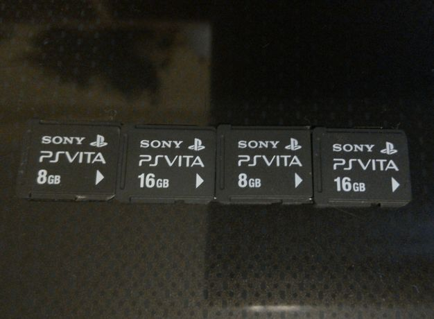 "Карта памяти MicroSD-Vita""SonyTranscend""-8/16gb(original)"
