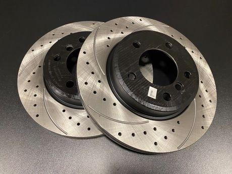 Тормозные диски передние вентилируемые BMW ATM0431