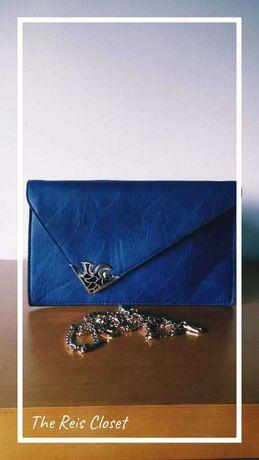Carteira formato envelope NOVA c/ corrente