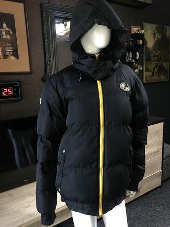 Everlast зимняя куртка пуховик оригинал зима курточка не north face