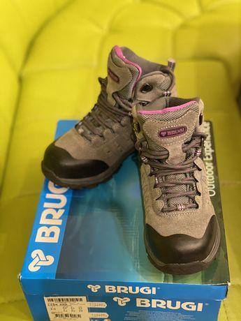 Зимние ботинки Brugi
