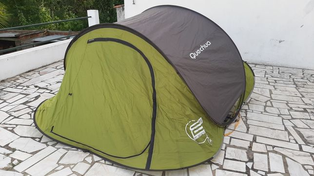 Tenda Quechua 2 Seconds Air para 3 pessoas