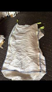 WENTYLOWANE big bag bagi begi na warzywa 180 cm
