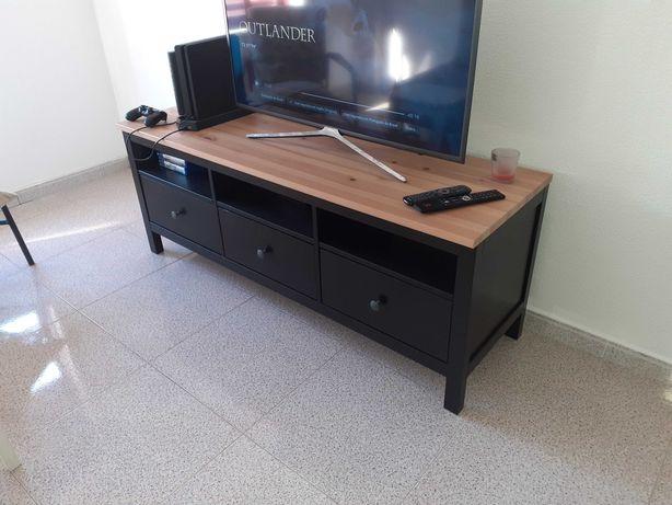 Móvel TV HEMNES - IKEA como novo