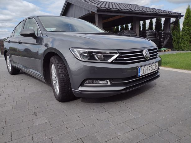Volkswagen Passat 2016r. Diesel. IGŁA