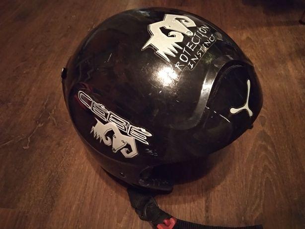 Шлем шолом CEBE детский захисний гірськолижний горнолыжный 52см