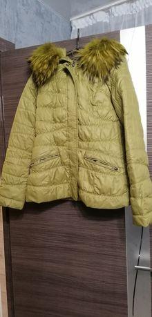 Куртка демисезонная размер s-м
