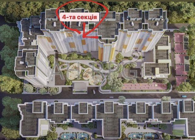 "Продам 2-кімнатну квартиру (71 м² ) в ЖК ""Академ парк"", Академмістечко"