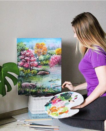 Уроки малювання, репетитор з малювання, мистецтво, приватні уроки
