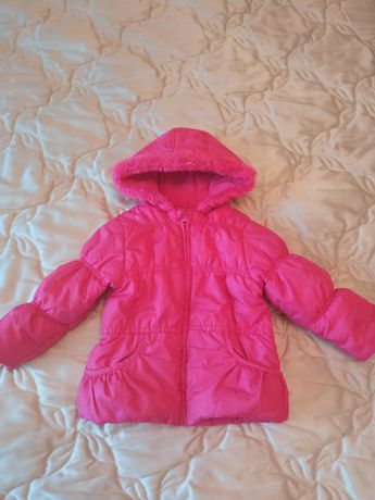 Зимова/бісезонна  курточка 1-2 роки (зимняя/бисезонная)