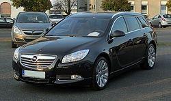 Авторозборка Разборка Шрот Opel Insignia Опель Інсігнія 2008-2016
