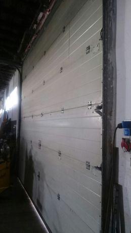 Brama do hall / garażowe