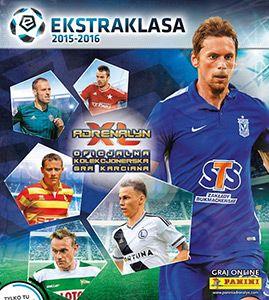 Seria kart Ekstraklasa 2015/16