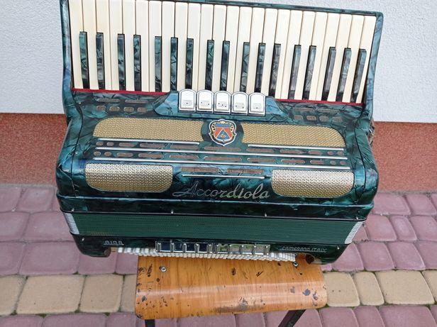 Sprzedam używany akordeon Włoski Accordiola Aida Camerano 120 3-chóry