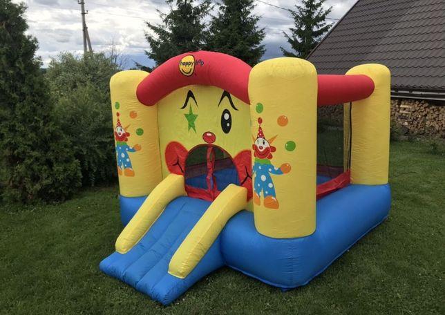 Детский надувной батут happy hop 9201