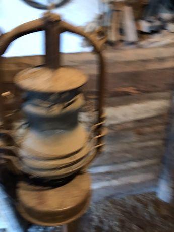 Лампа на нафту антикваріат