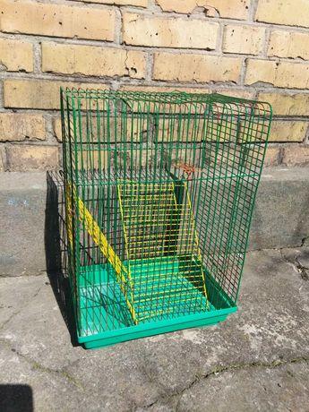 Клетка для попугайчика хомяка