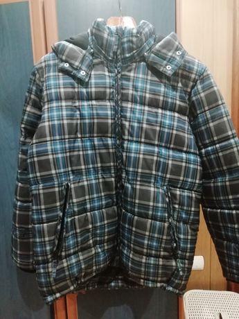 Куртка зимова на підлітка