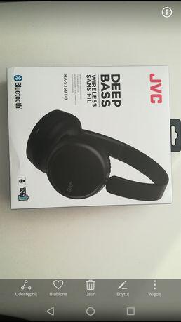Słuchawki bezprzewodowe JVC