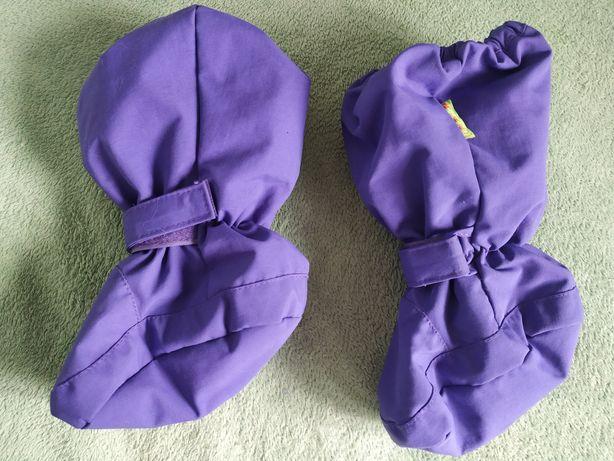 Ciepłe buciki niemowlęce