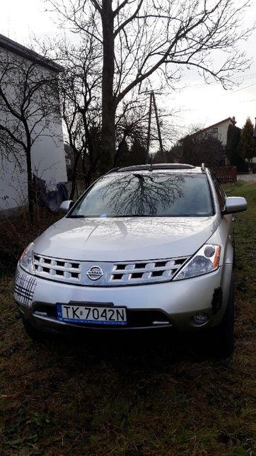 Nissan Murano (SUV) nie anglik 3.5 l benz+LPG