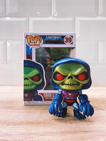 Funko Pop Master of the Universe MOTU Skeletor Скелетор